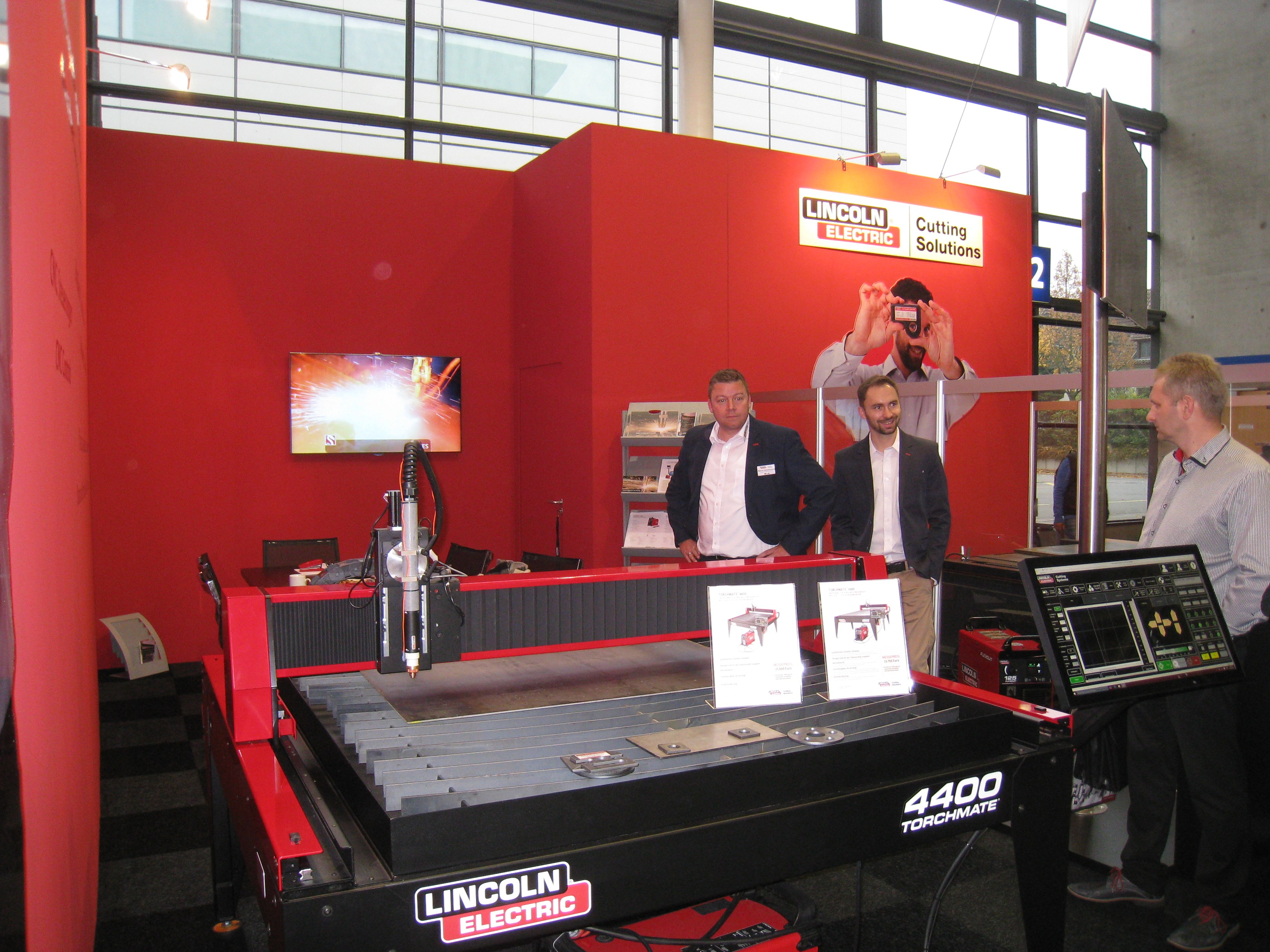 Interview mit Lincoln Electric - Cutting Solutions